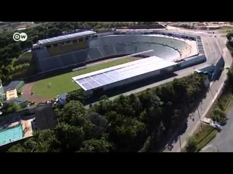 Solar stadiums in Brazil - long Version | Global Ideas