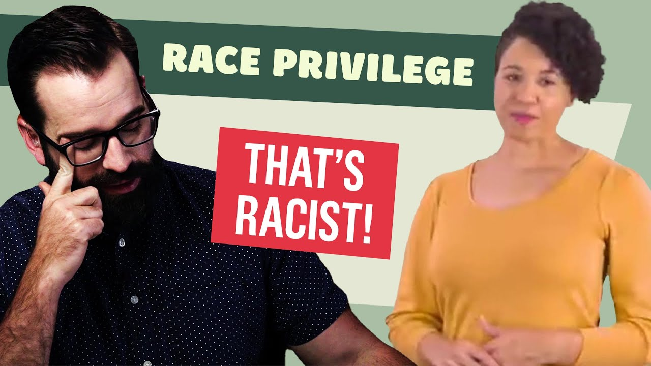 Conservative Matt Walsh Takes Anti-Racist Training