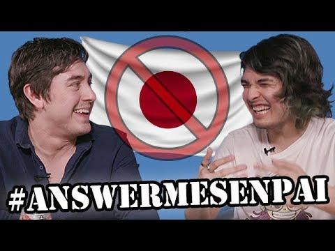 DO WE HATE JAPAN? #AnswerMeSenpai (feat. Abroad in Japan)