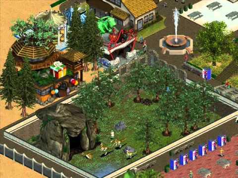 Zoo Tycoon 1 : Jurassic Park - YouTube