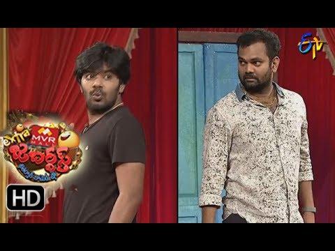 Sudigaali Sudheer Performance | Extra Jabardsth | 14th  July 2017| ETV  Telugu