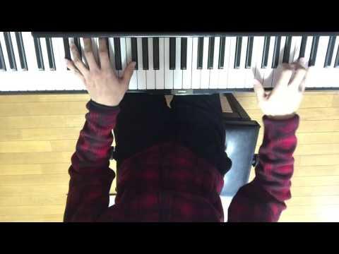ラブライブ!1期  OP  僕らは今の中で / μ's ピアノで弾いてみた