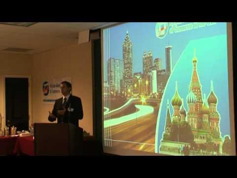 Russian American Chamber of Commerce(USA), President Sergio Millian