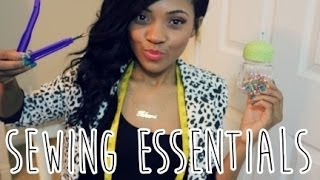 SEWING SERIES | Beginners Sewing Course: Sewing Essentials (Kits For Beginners)