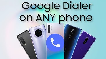 Get the Pixel Dialer App on any Android Phone