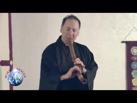 John Singer: Zen Music For Shakuhachi