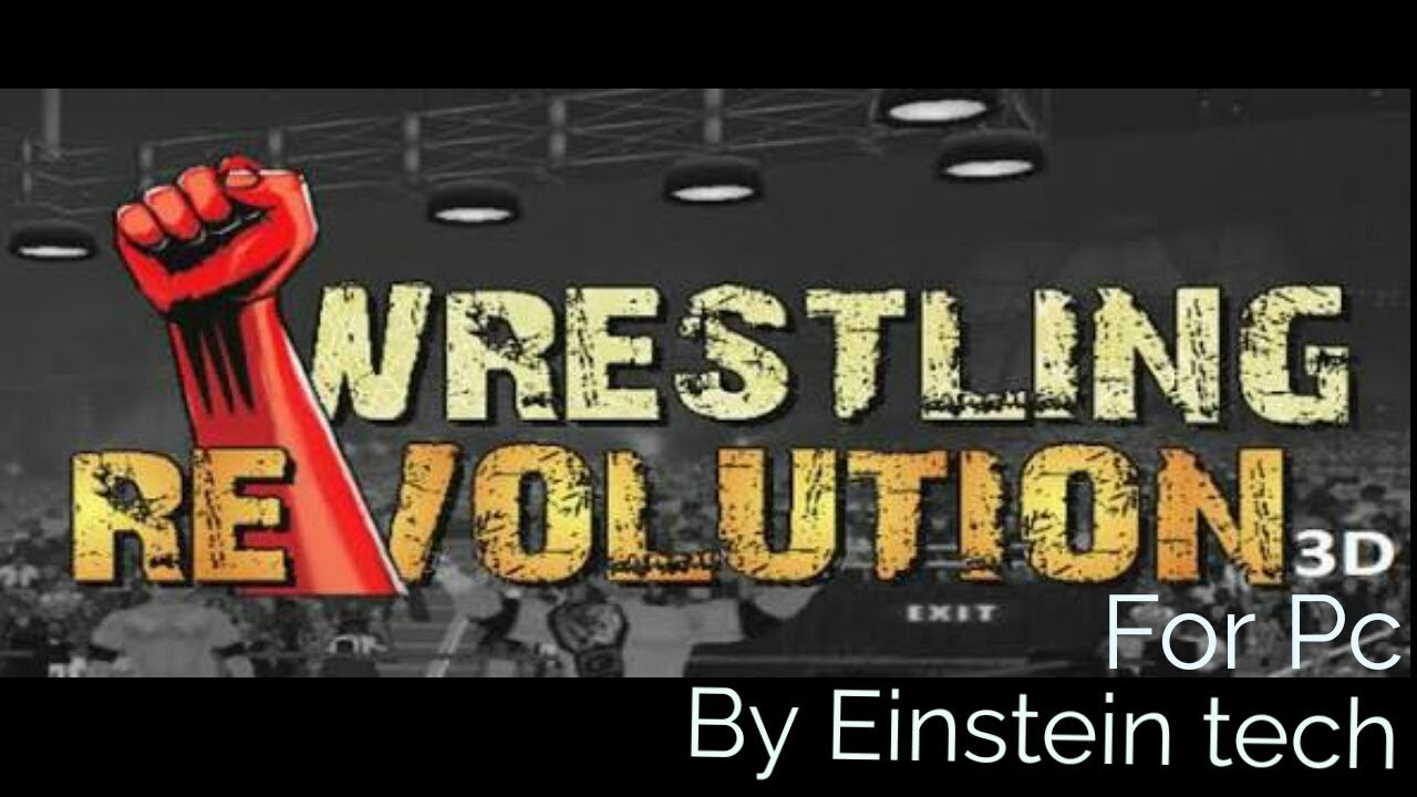 How can we free download wrestling revolution 3d for pc in Hindi