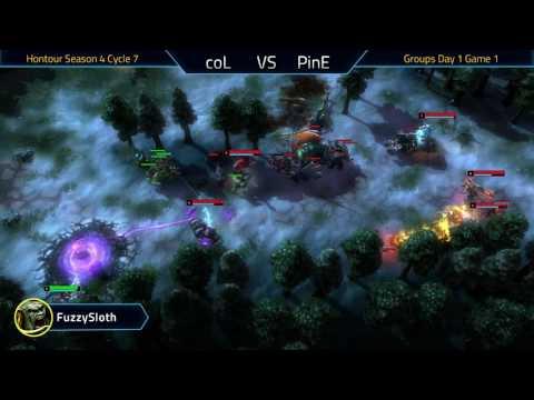 HoN Tour World Finals 2016 - Team Spotlight compLexity Gaming