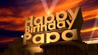 Download lagu Happy Birthday papa MP3