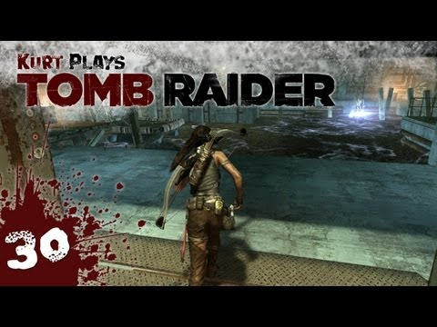 Let's Play Tomb Raider (2013) PC - 30 - Electric Slide