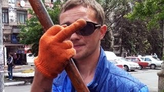 Alltag im Chaos: Bürgerkrieg in der Ostukraine