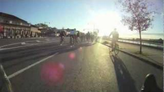 NYC Century Ride 2011 - Full 105-Mile Time-Lapse (HD)
