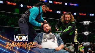 Did Matt Hardy \u0026 Jack Evans give Orange Cassidy a Glimpse into his Future? | AEW Rampage, 9/17/21