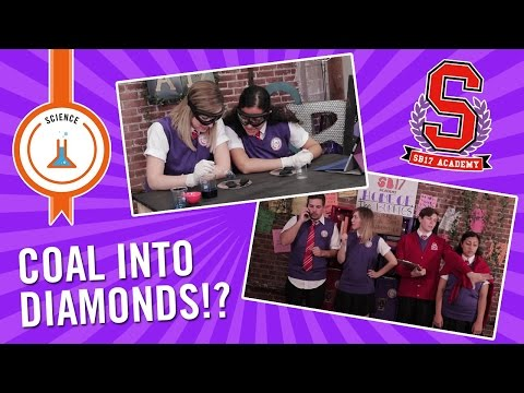 GETTING RICH OFF SCIENCE!   Strawburry17 Academy Episode 2