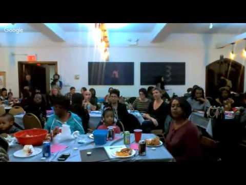 Chicago Police torture victim mother and children celebration