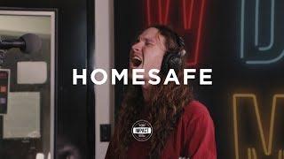 Homesafe- Vanilla Scented Laser Beams (Live @ WDBM)