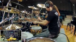 Wardrum - The Messenger (Drum Cover by Panos Geo)
