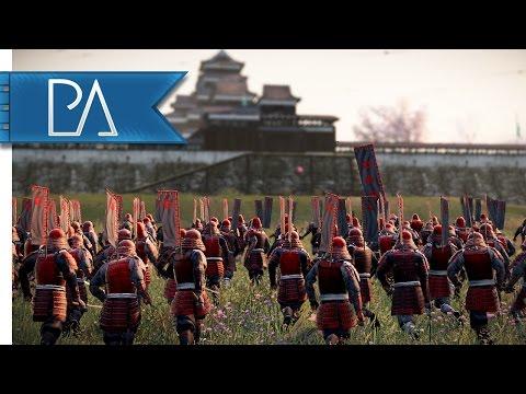 PORTUGUESE INVASION - Portugal (Legendary) - Total War: Shogun 2 - Ep.01!