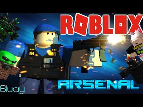 The FGN Crew Plays: ROBLOX - Arsenal (PC)