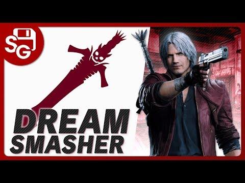 Dream Smasher: Dante (Full Smash Moveset)