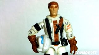1988 Blizzard (Arctic Attack Soldier) G.I. Joe review