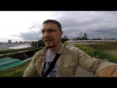 65. Киевская Крепость. Госпитальное Укрепление. пушка, конфуз