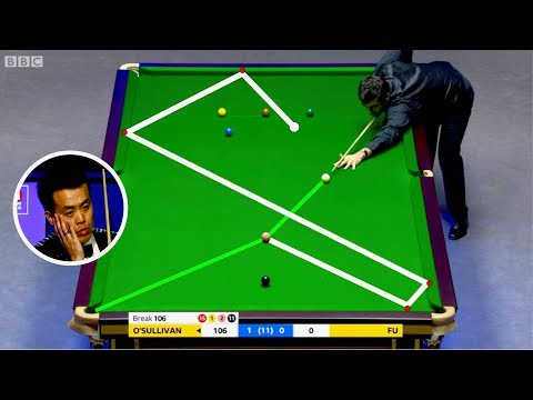 """This Is Unnatural"" RONNIE O'SULLIVAN BEST CLEARANCE EVER! 