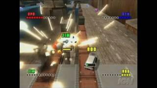 Micro Machines V4 PC Games Trailer - Video Trailer