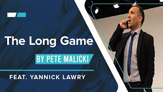 "MONOLOGUE: ""The Long Game"" by Pete Malicki, performed by Yannick Lawry"