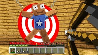 KICK THE BUDDY in Minecraft Pocket Edition