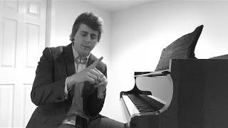 Curved Fingers Vs. Flat Fingers - Josh Wright Piano TV