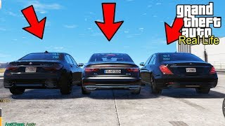 AUDI A8 VS BMW SERIA 7 VS MERCEDES S CLASS | CINE VA CASTIGA?