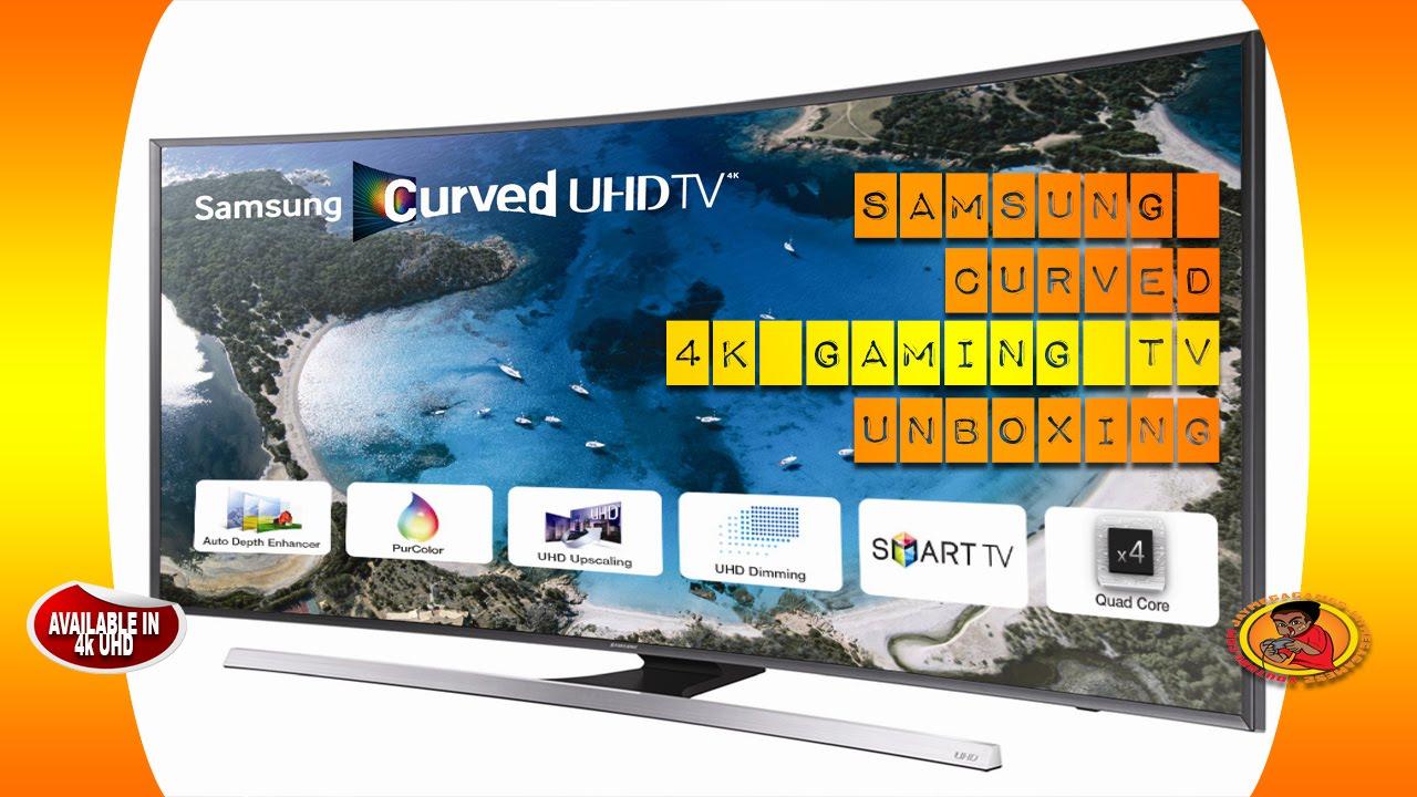 4k Gaming Fernseher