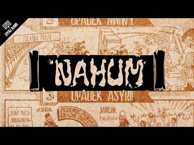 Omówienie: Księga Nahuma