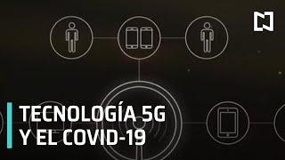 Tecnología 5G transmite el COVID-19, la paparrucha del día - Punto y Contrapunto