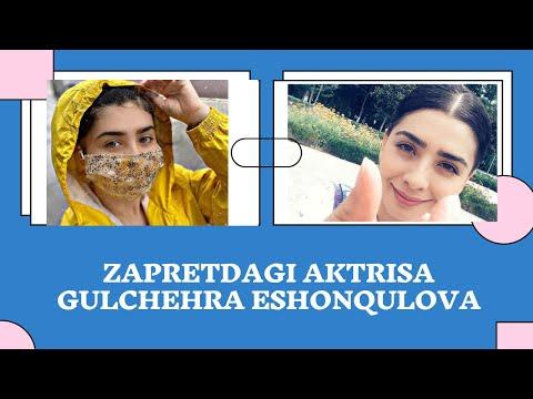 Zapretdagi aktrisa Gulchehra Eshonqulova