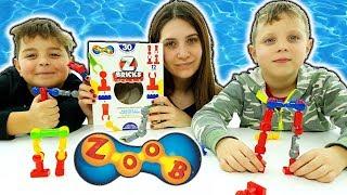 Costruzioni Zoob Racerz: Piccoli Costruttori Crescono - Giochi Per Bambini Creativi