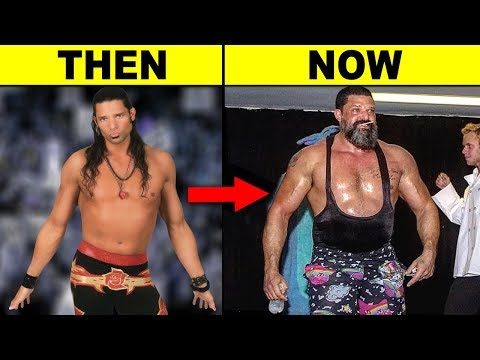 10 Ex-WWE Wrestlers Shocking Body Transformations After Leaving WWE - Adam Rose & more