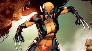 מי היא X-23 ?! הביוגרפיה של לורה קיני !