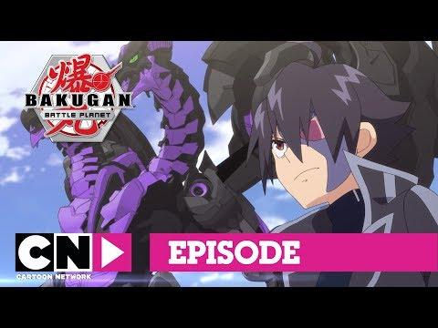 Bakugan   Origin Of The Species - Part 1 Episode   Cartoon Network