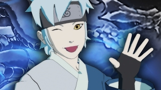clutch god mitsuki gameplay online ranked match naruto ultimate ninja storm 4 road to boruto