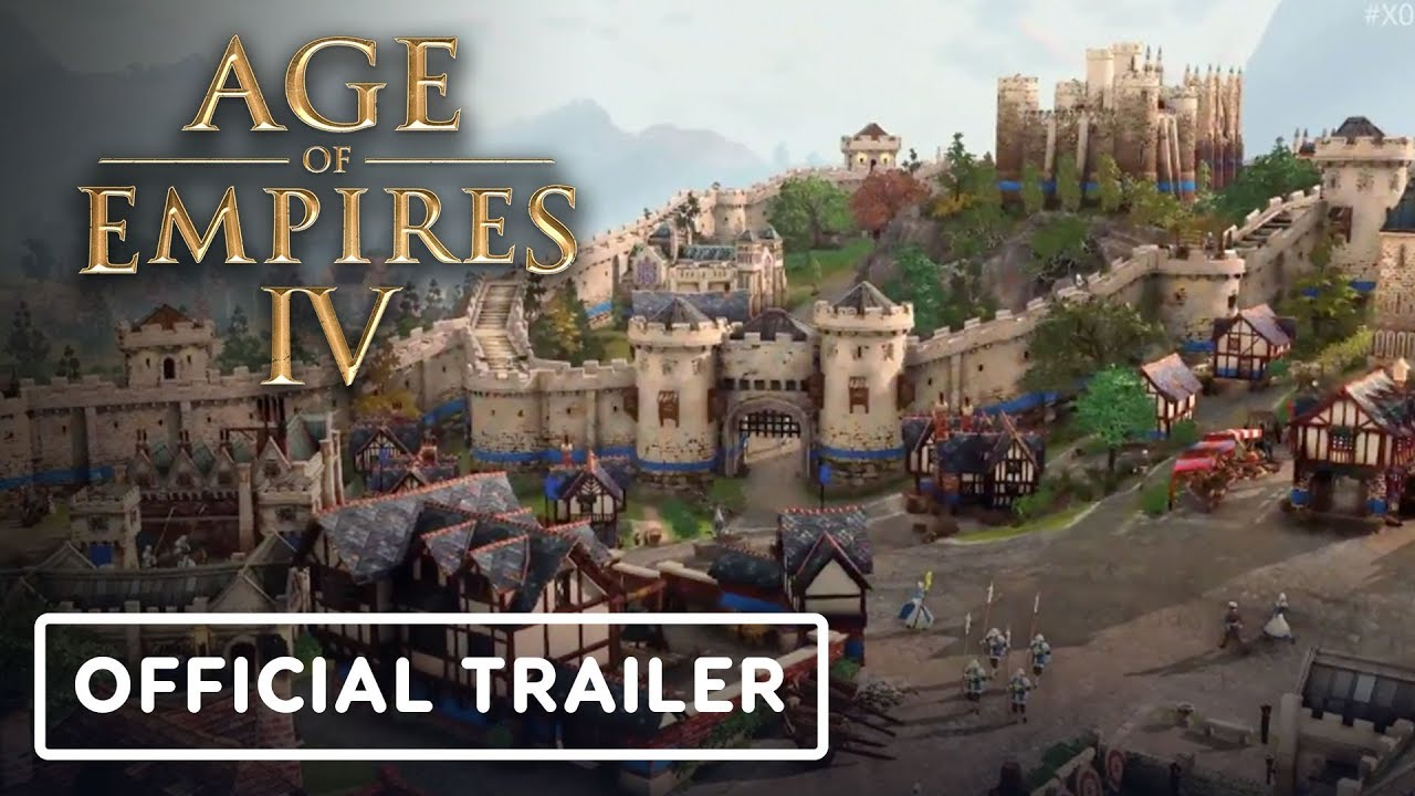 Download Age of Empires 4 - Official Gameplay Trailer   X019