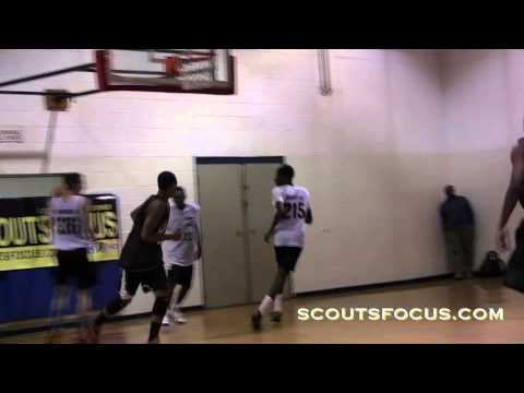 Team11 #124 Maurice Butler, 5'11 150lbs, 2015 Southern Wayne High School NC