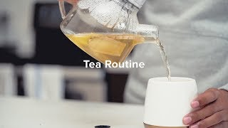 Tea Routine | The Coffee Alternative