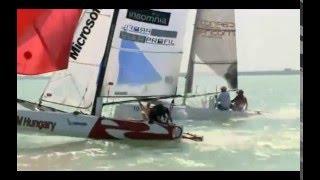 Groupama Garancia F18 Catamaran WC - 5th Race Day