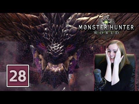 SOLO NERGIGANTE HUNT | Monster Hunter World Gameplay Walkthrough Part 28