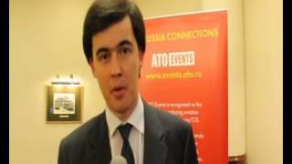 Интервью с Кириллом Тюленевым, United Arab Shipping Company(23-24 мая 2013 года в Москве состоялась II Международная конференция «Контейнерные перевозки в России: как оптим..., 2013-05-29T11:23:06.000Z)
