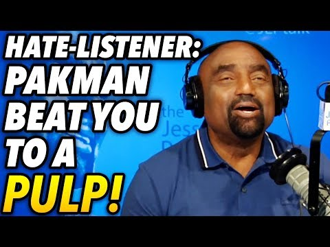 """Pakman Beat You to a Pulp! -Liberal Male """"Hate-Listener"""" Tells Jesse"""