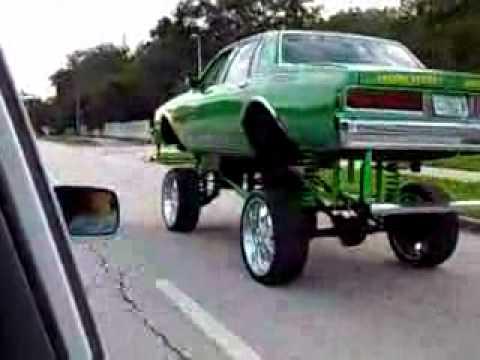 สุดยอดรถเก๋งยกสูง