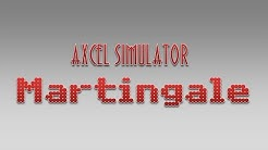 Axcel's Martingale Simulator (Roulette)